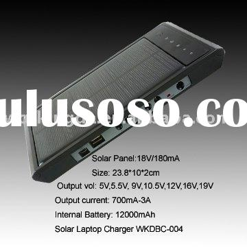 14.5Wportable Universal Solar Power Stationfor laptop and mobile phone charger with multi voltage