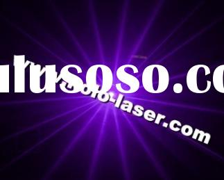 150mW Purple laser lighting, laser show, stage light, laser display system, laser effects, party lig