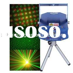 150mw green and red meteor shower mini firefly laser light