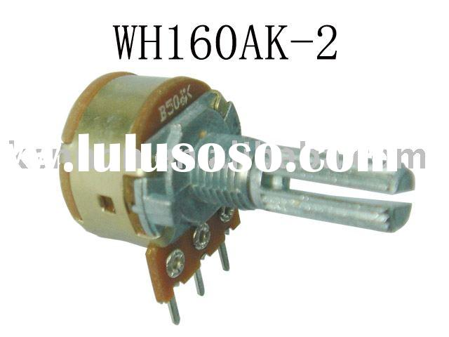 16MM rotary potentiometer with switch light switch