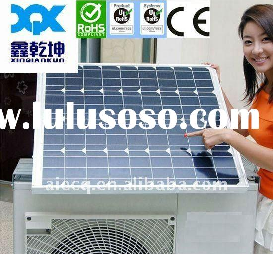 18000btu wall split air conditioner solar power