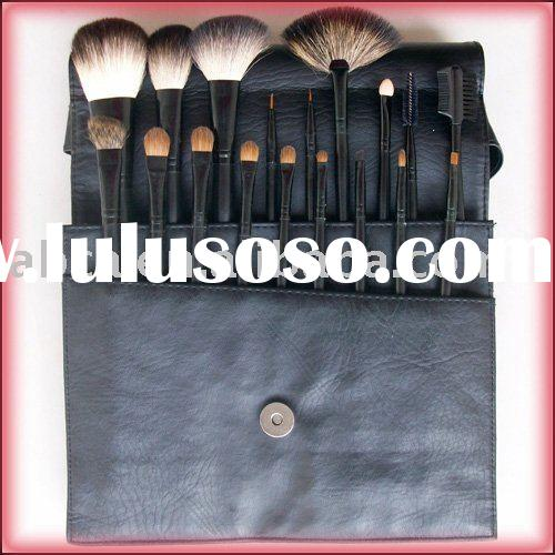 18pcs private label Professional makeup brush Set