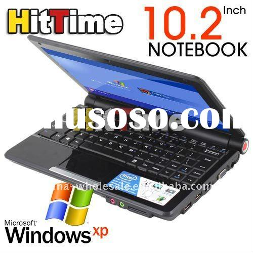 1Pcs/lot Notebook Laptop Intel 1.66 1GB 250GB Camera Wifi computer Free AIR Mail
