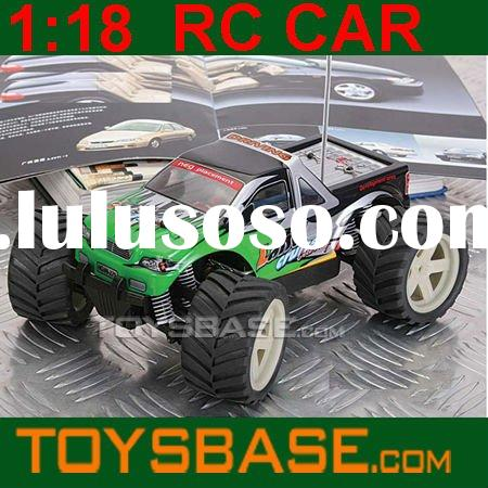 1/18 big wheels rc car & truck