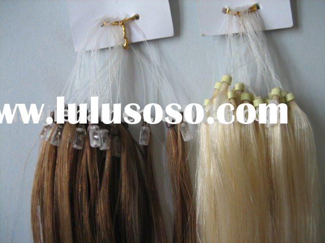 1g/strand easy loop/ micro ring hair extension
