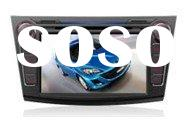 "2010 Mazda 3 car dvd player with 7"" digital screen, bluetooth, dvd, radio, viedo, TV, GPS, V-CD"