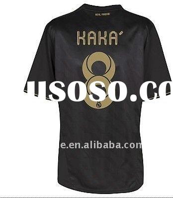 2011/12 Kaka Real Madrid Black Away Jersey! Brand New!