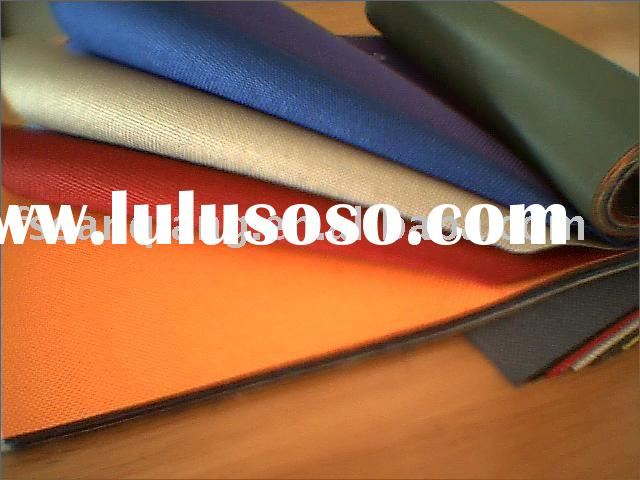2011 420D polyester fabric coated PVC oxford fabric