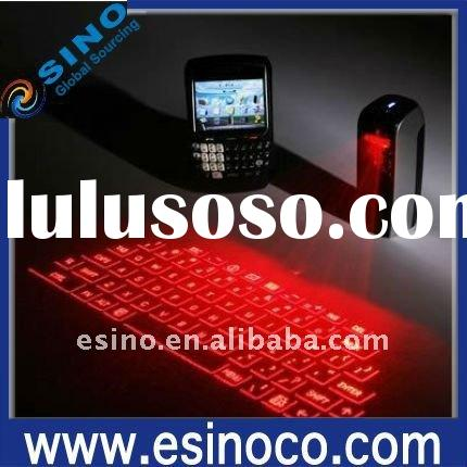 2011 Bluetooth Virtual Laser projector Keyboard for iPad,iPhone and other smartphones