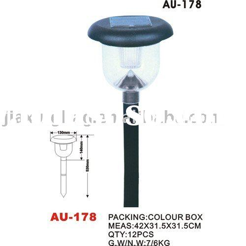 Outdoor Solar Lights Parts: Enchanted Garden Solar Lights Replacement Parts, Enchanted