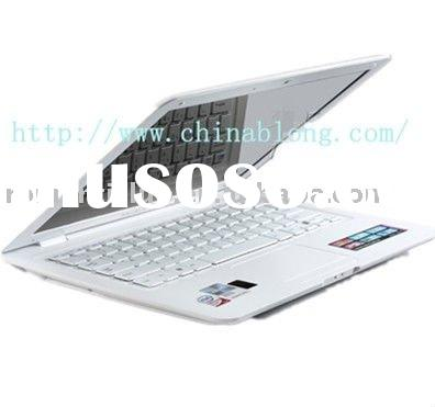 2011 Hot Sell 13.3 Inch Atom Dual Core N455 Windows XP Laptop Notebook