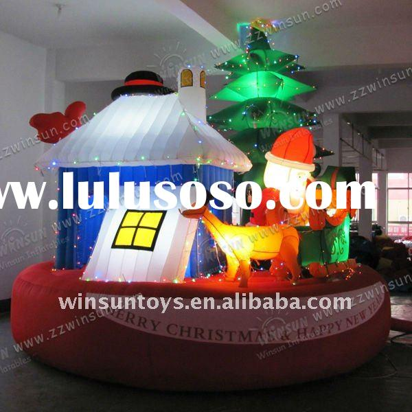2011 Inflatable christmas House(Low Price)