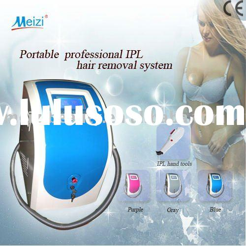2011 Newest Aesthetic Laser Tattoo & Hair Removal IPL Machine