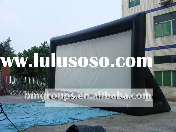 2011 Newest Inflatable Movie Screen, Outdoor Movie Screen