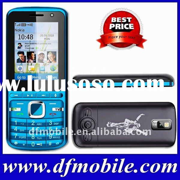 2011 Unlocked Cheapest Quad-Band TV Cell Phone