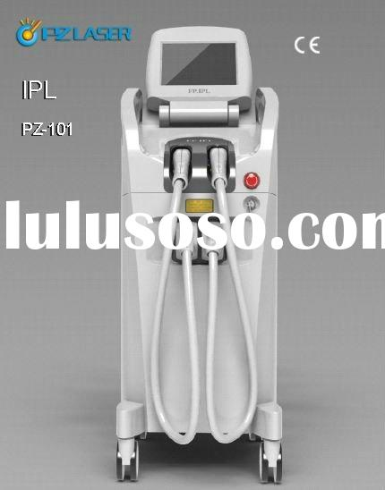 2011 best ipl laser hair removel machine for sale with medical CE and FDA approved