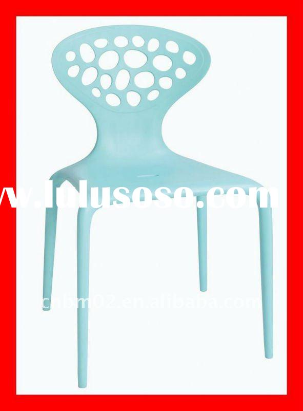 2011 new outdoor stackable plastic party events/wedding chairs