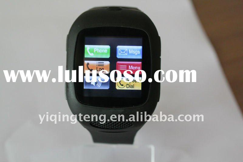 2011 newest style cell phone watch