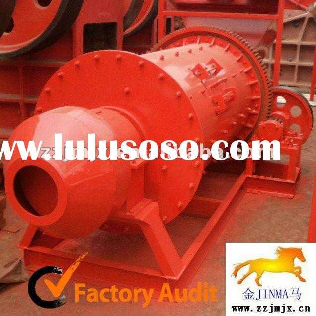 2012 Best Selling ISO Certificated Small Ball Mill for Mineral Processing