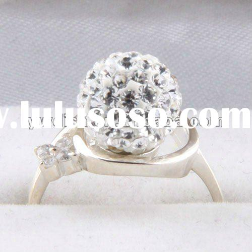 2012 Fashion Wholesale 925 Sterling Silver Rings