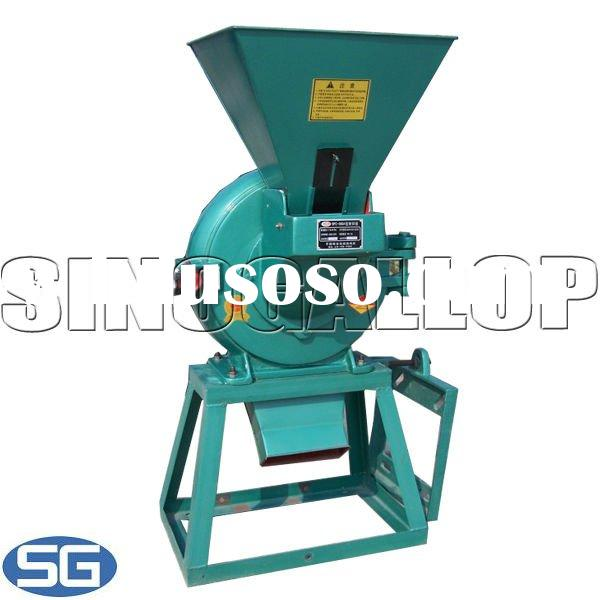 2012 HOT small rice flour grinding machine