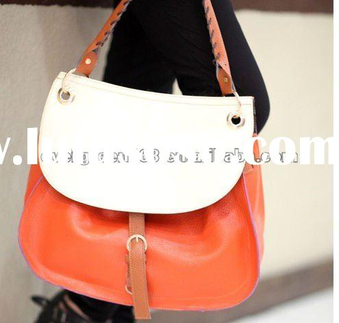 2012 NEW ! fashion lady bag korea handbag ( S232)