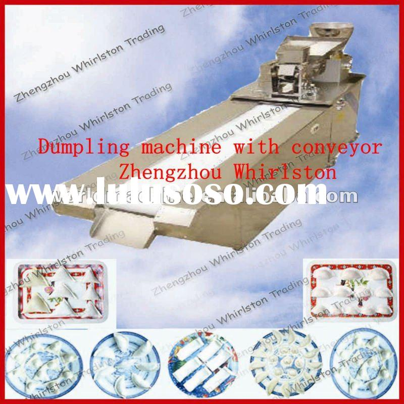 2012 hot sale Automatic dumpling machine,samosa making machine,spring roll machine