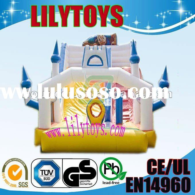 2012 super hot inflatable slide /inflatable toys /inflatable cartoon toys for kids