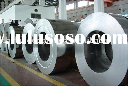 201 cold-rolled stainless steel coil