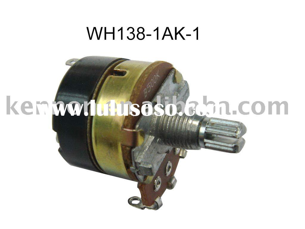 24MM potentiometer with switch