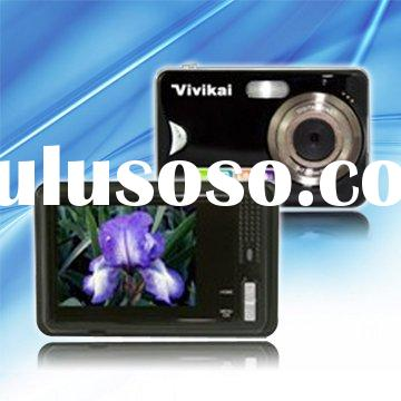 "2.4"" touch screen with video and photo digital camera SF- DC550"