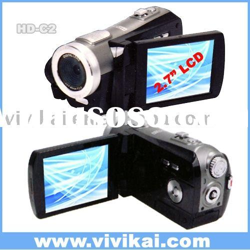 "2.7"" LCD digital camera,USB pc camera,cheap camera with 12.0 Megapixels(DV-HD-C2)"