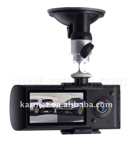 2.7 inch lcd screen ,GPS function full hd car black box car video recorder