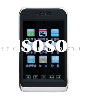 "2.8""TFT Mp4 player touch screen with pen,Slot Micro sd ,speaker"