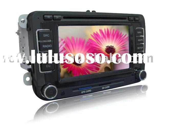 2din6.2inch Car DVD GPS navigation system for VW Passat B6