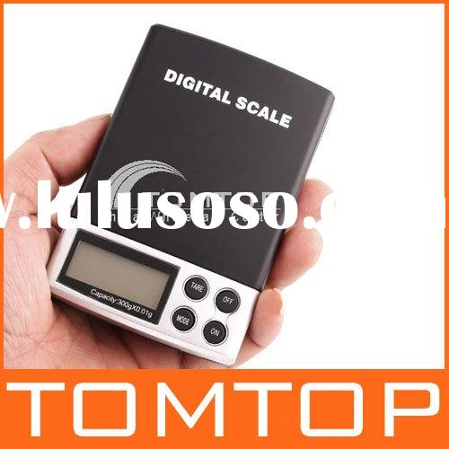 300g x 0.01 Mini Electronic Digital Balance Weight Scale