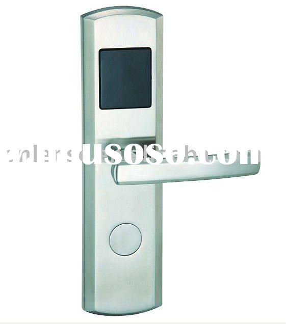 304 stainless steel security electronic card lock