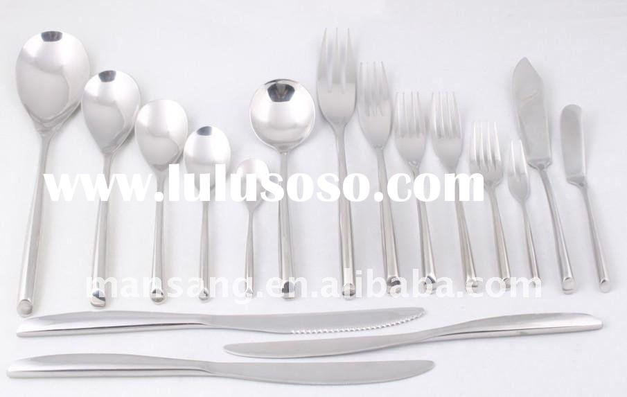 386 good quality cheap stainless steel flatware