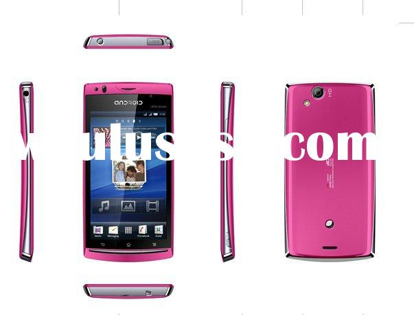 3G Smartphone Android Mobile Phone X18i GSM CDMA Dual SIM with GPS TV Wifi
