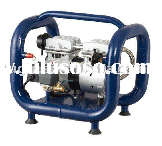 3L 480W mini household AC power piston portable silent oil free air compressor