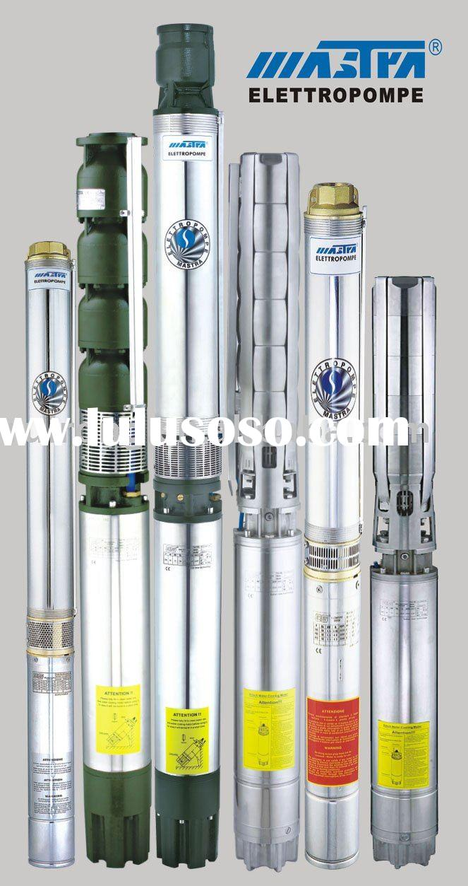 "3"" 4"" 5"" 6"" 8"" Submersible Multistage Deep Well Pump"