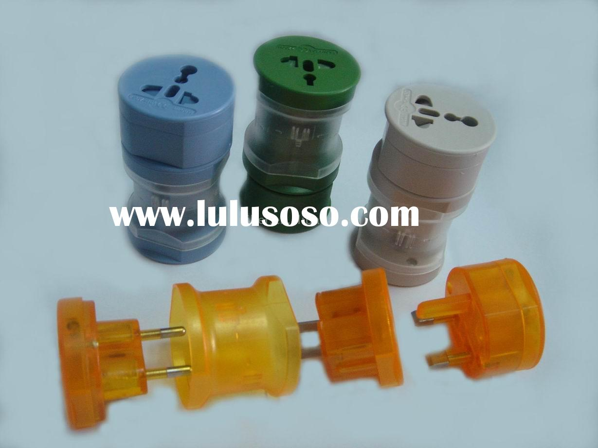 3-In-1 Adapter Plug Set(Travel Adapter,switch,socket)