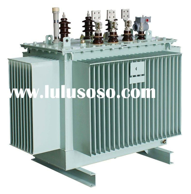 3 Phase Oil Immersed Outdoor Power Distribution Transformer S9-50/11-0.4