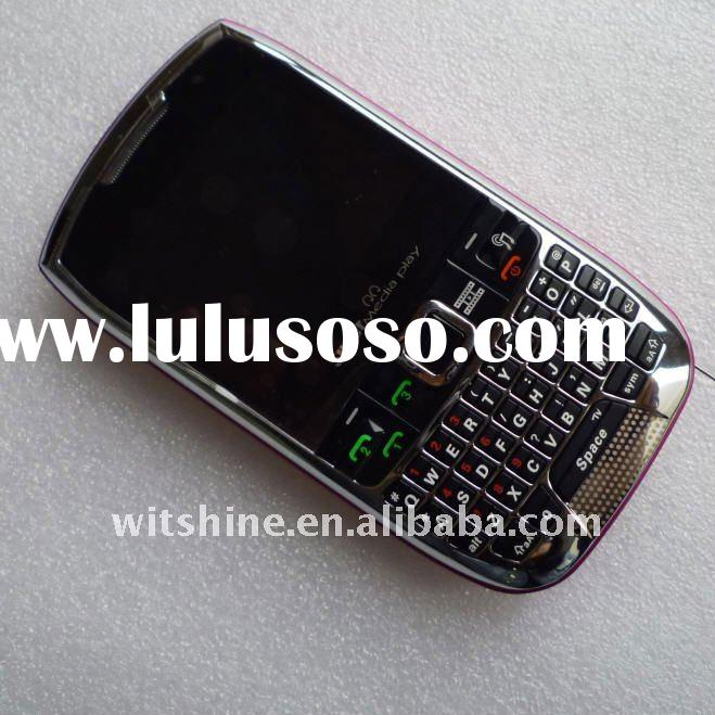3 SIM card mobile phones Cheap X5W with WiFi TV Qwerty Keyboard