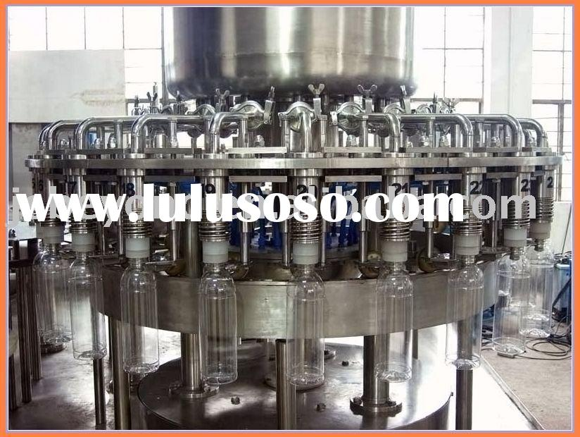 3-in-1 Liquid Filling and Sealing Machine
