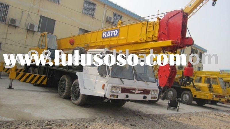 40 ton used KATO mobile crane