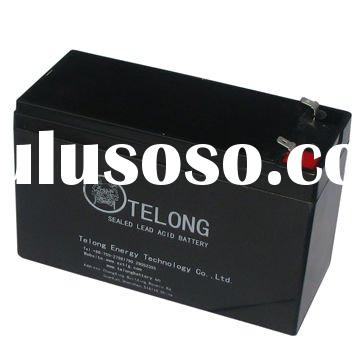 4V8AH sealed lead acid rechargeable battery