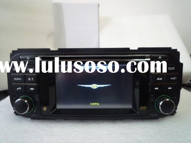"4.3"" TFT LCD CAR DVD player with GPS/Bluetooth/TV/DVD/Radio/USB/ipod/touch screen , 3D menu"