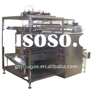 4 Lanes liquid Packing Machine for shampoo ,body lotion, soap,sauce, juice