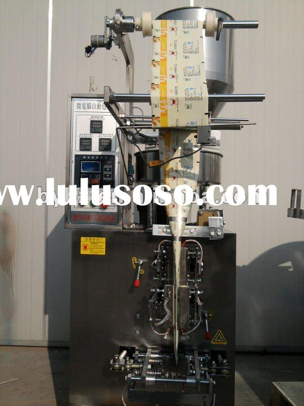 4 Side Seal Form-Fill-Seal Machine